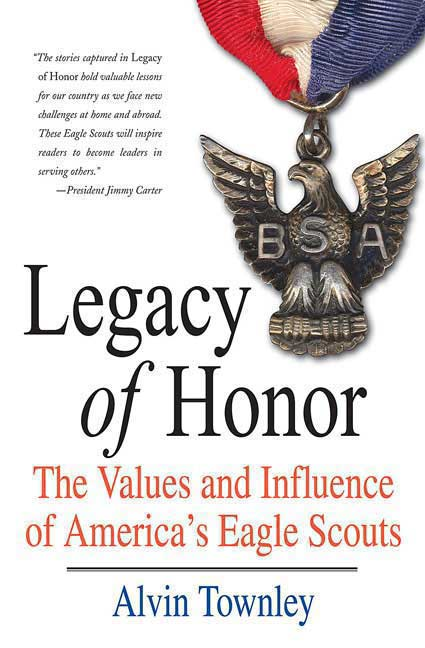 Legacy of Honor By Townley, Alvin